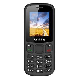 Telefon mobil de bază Pay As You Go Unlocked Sim Free Feature Telefon, lumina si