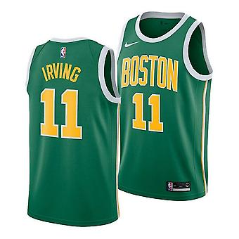 Nike Nba Boston Celtics Kyrie Irving Youth Swingman Jersey - Alternate Edition