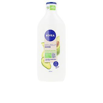 Body Lotion Nivea Naturligvis God Avocado (350 ml)