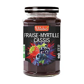 Strawberry Blueberry Cassis Delight 290 g