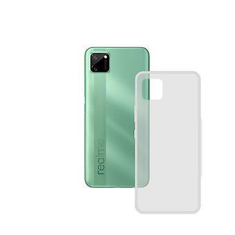 Case Realme C11 Contact Flex TPU Transparant