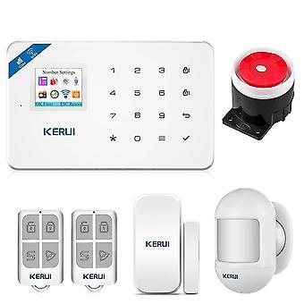 Wifi Gsm Home Burglar Security