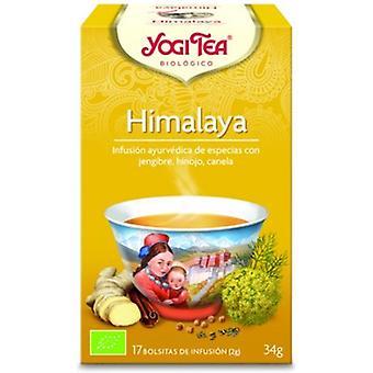 Yogi Tea Himalayas 17 Sachets