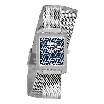 Zadig Dameshorloge - Voltaire ZVT902 - Zilver Staal