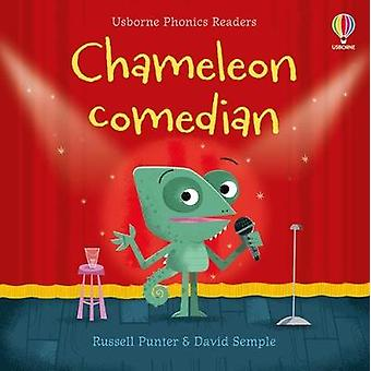 Chameleon Comedian Phonics Readers