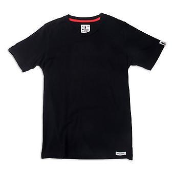 Men's Short Sleeve T-Shirt OMP Black