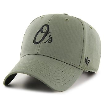 47 Brand Relaxed-Fit Ristop Cap - GRID Baltimore Orioles