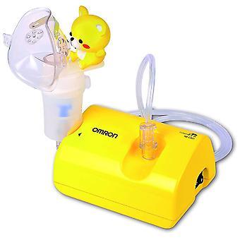 Omron NE-C801S Kinder Kompressor Vernebler Atemtherapie Medizin Inhalator