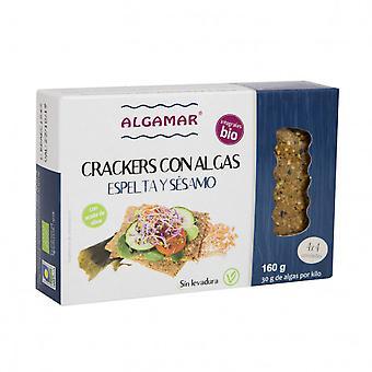 Algamar Cracker mit Algen