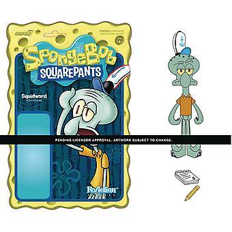 Spongebob Reaction Wave 1 - Squidward USA import