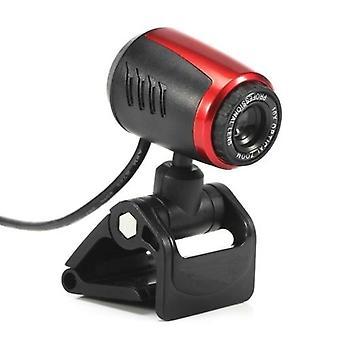 USB Webcam 480P Web Cam Clip-on digitale webcamera met microfoon voor laptop pc computer