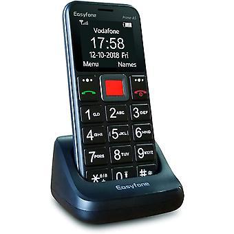 FengChun Prime-A5 GSM Mobiltelefon Senioren-Handy mit Tasten großen und ohne Vertrag | Mit