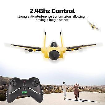 FX 820 2.4G 2CH التحكم عن بعد SU 35 طائرة شراعية