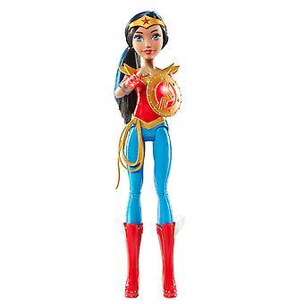 DC SuperHero jenter har rart kvinner