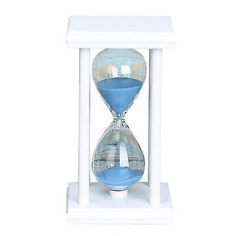 Wooden Sand Clock Sandglass Hourglass Timer Kitchen School Home Decor.