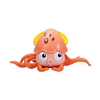 Octopus jouet agité, Jouet octopus mobile, jouets de marche Octopus, jouets de marche pour les tout-petits garçons filles