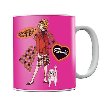 Sindy Wonderful Fashionable Fun Mug