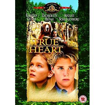 True Heart DVD