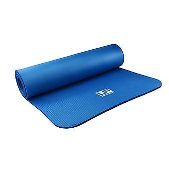 Urban Fitness NBR Fitness Matte 183 x 61cm x 10mm Blau
