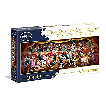 Pussel Disney Orchestra Clementoni (1000 st)