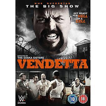 Vendetta 2015 DVD (Region 2)