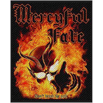 Mercyful Fate - Don't Break The Oath Standard Patch