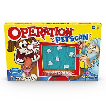 Operaatio Lemmikkieläinten skannauslauta Peli