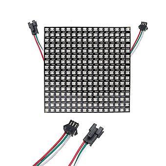 Digitaalinen joustava yksilöllisesti käsiteltävä paneelivalo modulaarinen näyttö