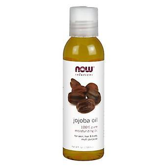Now Foods Jojoba Oil Pure, PURE, 4 OZ
