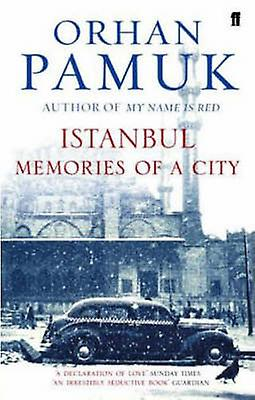 Istanbul 9780571218332 by Orhan Pamuk