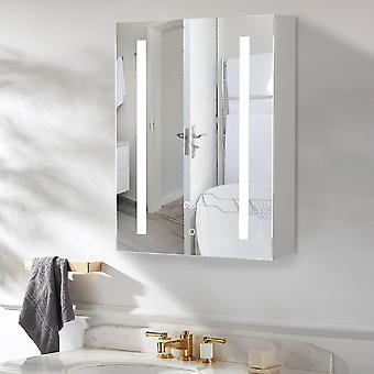 LED Badezimmer Spiegelschrank mit Touch-Sensor