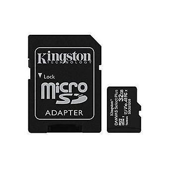 Carte microSD Canvas Select Plus SDCS2/32 Go Classe 10 (adaptateur SD inclus)