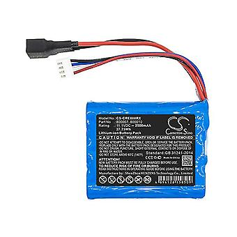 Cameron Sino Cre808Rx Battery Replacement For Carrera Cars