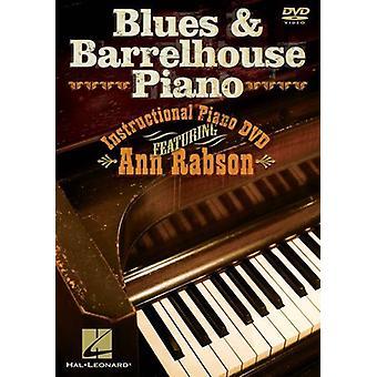 Blues &Barrelhouse Piano