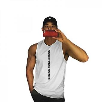 Muscle Doctor Sleeveless Vest Fitness Clothes Basketball
