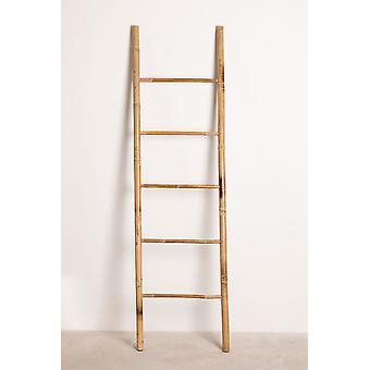 SKLUM Leit ladder Bamboe Natuurlijk