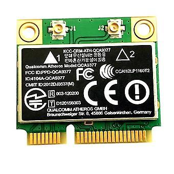 Adaptador de módulo Wifi de doble banda Ac Mini Pci-e 2.4g/5g (negro)
