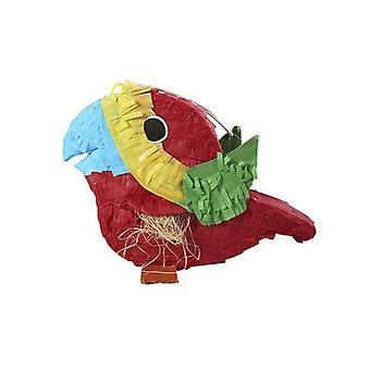 Penn Plax Liten Fågel Piniata Fågelleksak - 1 räkning