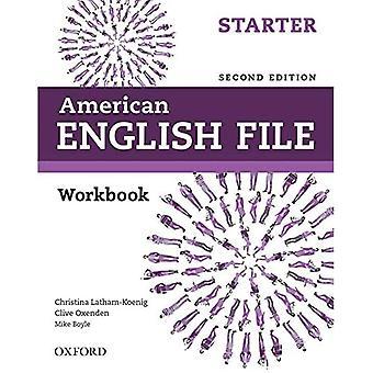 Amerikaans Engels Bestand: Starter: Werkboek (Amerikaans Engels Bestand)
