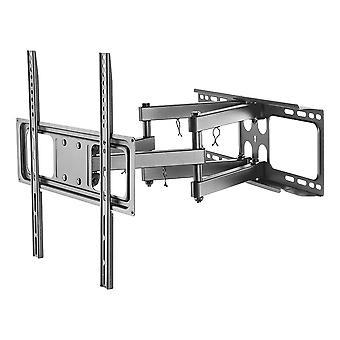 "DELTACO, Full-Motion 3-Wege-Wand, 32""-55"", 40kg, 200x200-400x400"
