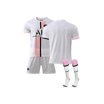 Psg Jersey,paris Team Psg T-Shirt-no-number(erwachsene Größe)