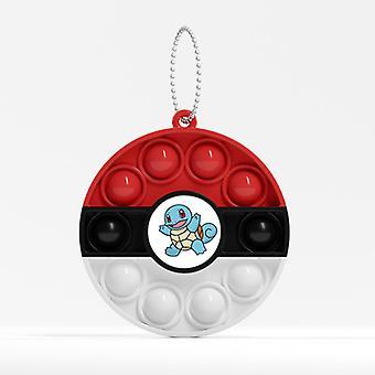 Pikachu Elf Ball Pop It Fidget Brelok Antistress Zabawka