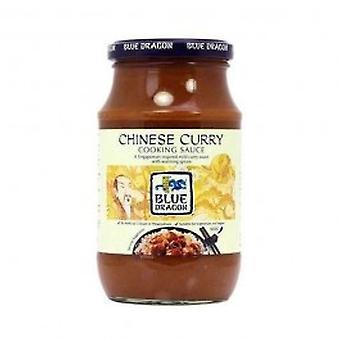 Синий Дракон - Китайский приготовления соуса 425 г карри