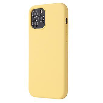 Nadaje się do Iphone12promax True Liquid Silicone Mobile Phone Case Apple All-inclusive Anti-fall Protective Cover