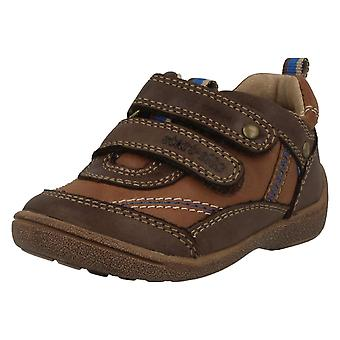 Boys Startrite Casual Shoes Super Soft Leo