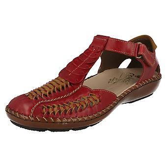 Damen Rieker flache Schuhe 44858