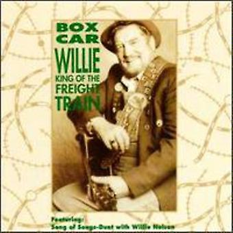 Boxcar Willie - King of the Freight Train [CD] USA import