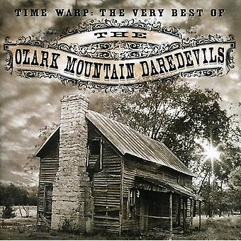 Ozark Mountain Daredevils - Time Warp: Very Best of Ozark [CD] USA import