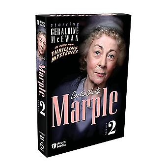 Agatha Christie's Marple: Series 2 [DVD] USA import