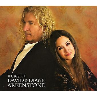 Diane Arkenstone & David - Best of David & Diane Arkens [CD] USA import